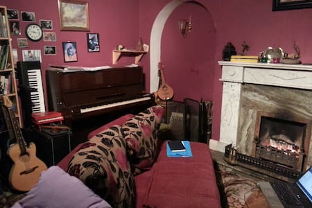 Room type: Entire home/apt Property type: House Accommodates: 7 Bedrooms: 4 Bathrooms: 2