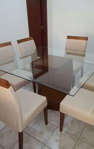Apartamento acolhedor em Botucatu - Wohnung