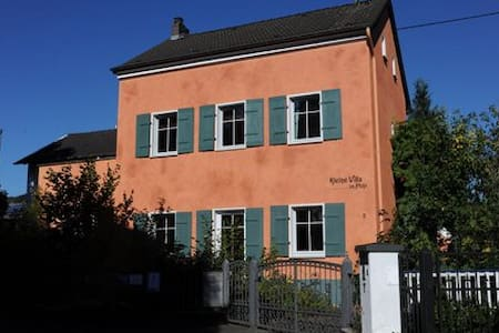 Kleine Traum-Villa am Rhein - Casa de camp