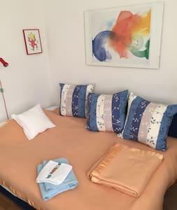Zimmer für Zwei und eigenes Bad - Vögelsen