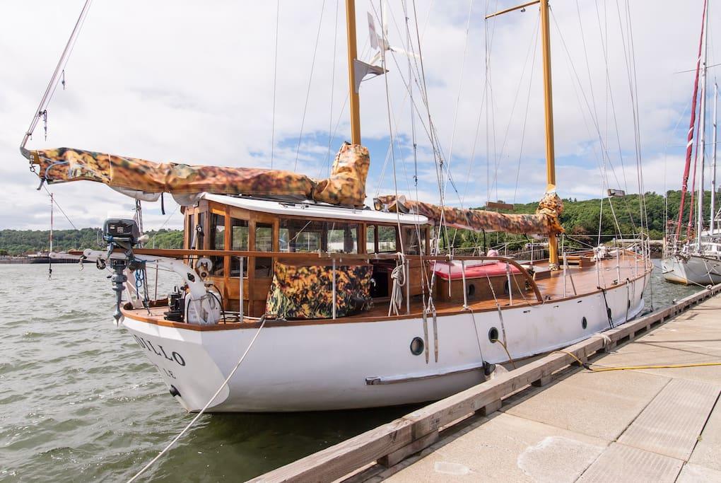 Puget Sound Sailing Adventure