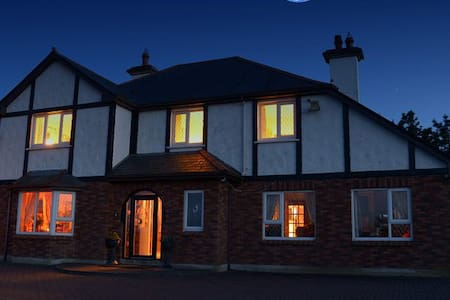 Drumshinnagh Country House  B & B - Bed & Breakfast
