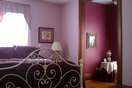 Bragg Suite - Bed & Breakfast