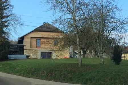 Charmante maison de campagne - Traize