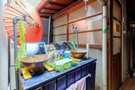 Close Kyoto Sta.  Max 14PEOPLE(all reserved)! - House