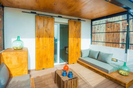 NEW lux Apartment in Santa Cruz Center - Loft