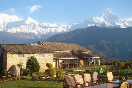 Annapurna Eco-village, Astam - Dhital - Cottage
