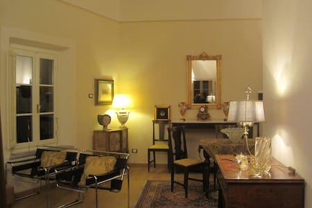 Appartamento storico del 1600 tra Pisa e Lucca - Apartamento