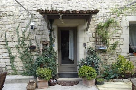 Chambre romantique en Provence - Carpentras - Casa