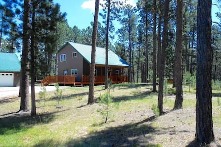 Karibu Cabin - Your Serene Black Hills Escape - Maison