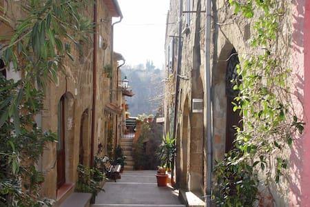 Unique Historical House in Pitigliano - Wohnung
