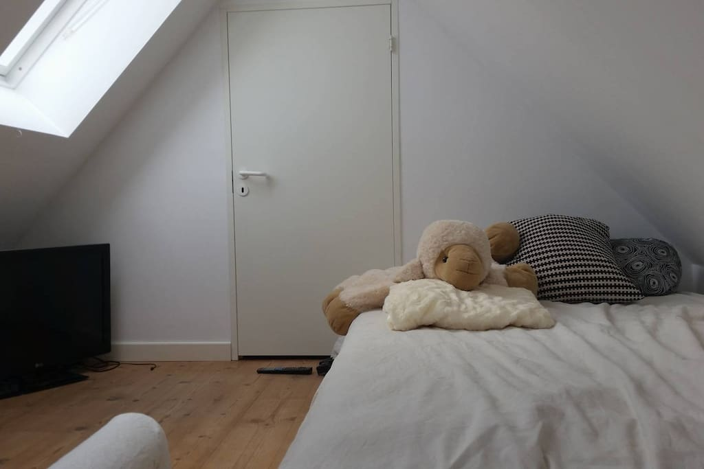 Apartment in the very center of Århus   great view   flats for ...
