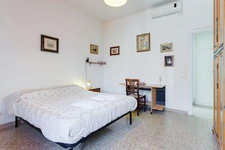 LARGE QUEENSIZE BEDROOM NEAR METRO - Appartement