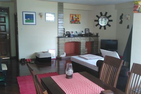 Tastefully furnished double bedroom, Kileleshwa - Nairobi - Appartement