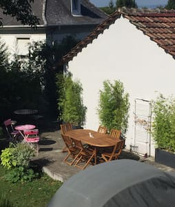 Un appartement de caractère unique - Mulhouse - Byt