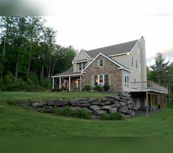 Catskill Mountainside Retreat - Ház