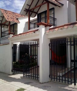 Casa confortable ideal para familias - Villavicencio