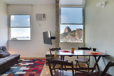 Apt with an incredible view to Sugar Loaf! - Apartment