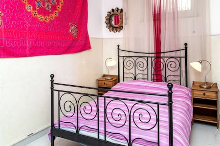 Pink & double room center Republic
