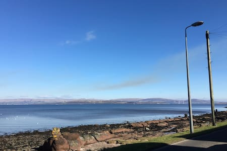 'Sea la vie' Isle of Bute sleeps 6 - Kilchattan Bay
