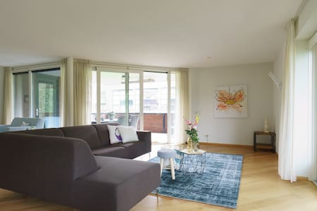 Amazing apartment with 'Heide'views in Hilversum - Hilversum - Byt