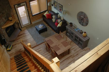 Beautiful Mountain Loft Condo - Granby - Condominium