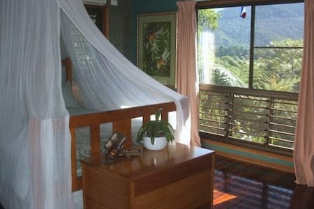 Deluxe queen room at Mossman Gorge - Mossman Gorge