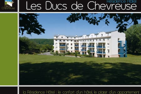 Beau Studio avec terrasse 2 pers -24m2-  Chevreuse - Lägenhet