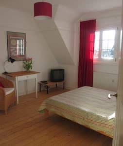 Privatzimmer in historischem Altbau - House