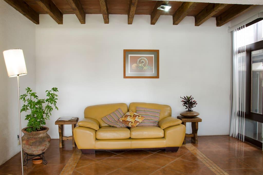 Loveley Mexican Style Loft, Morelia