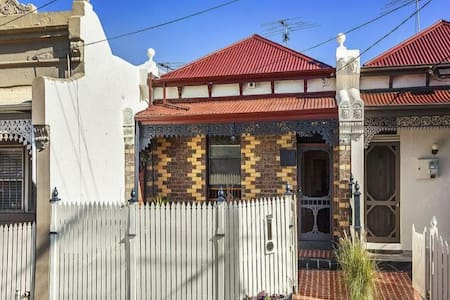 Beautiful home in trendy Fitzroy