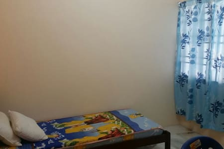 A comfort room with facilities - Casa