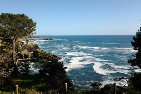 Ocean Front with Pool on Wild Sonoma Coast - Timber Cove, Jenner - Rumah
