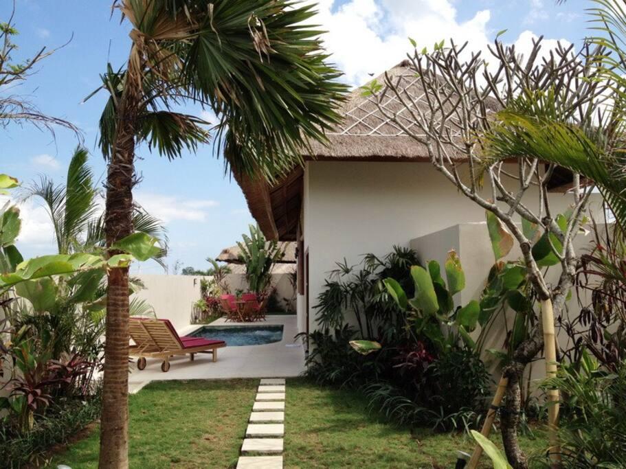 Villa N'coh Canggu Bali