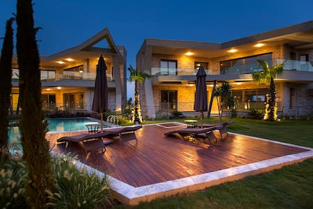 Like  your own home  in Duplex  - Bodrum