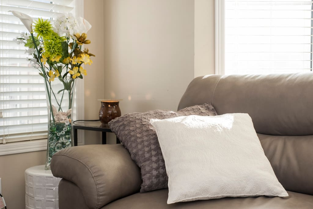 Nice touches to make you feel like home