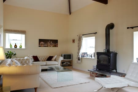 Idyllic converted barn in rural Harrogate - Dom