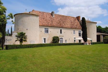 Chambre dans manoir historique  - Slott