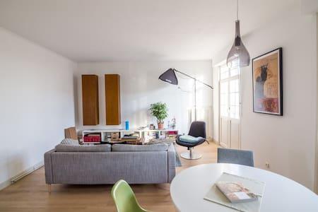 Grand appartement de 75m² lumineux - Lingolsheim - Apartment