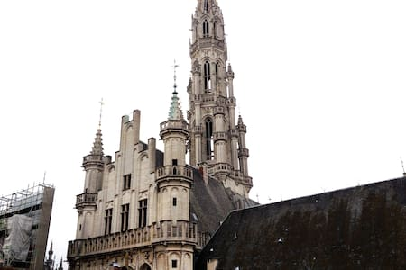 Grand Place, Duplex - Bruxelles