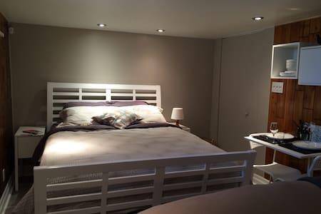 Amazingly comfortable new studio - Apartment