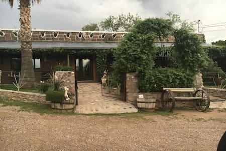 Ranch house at Rancho la Reforma - Casa