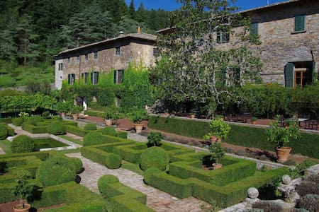 A bright apartment with view - Gaiole In Chianti
