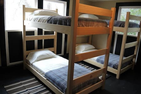 Charming Hostel geared for Cyclist - Dorm