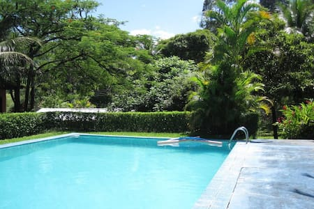Sítio Santa Branca - Miguel Pereira - House