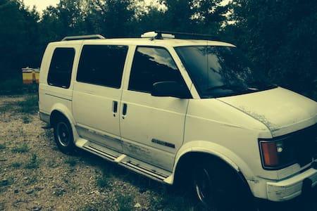 Astro Van for EZcampin'