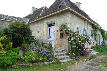 GITE DE CHARME AU COEUR DU PERIGORD - Saint Leon d'Issigeac  - House