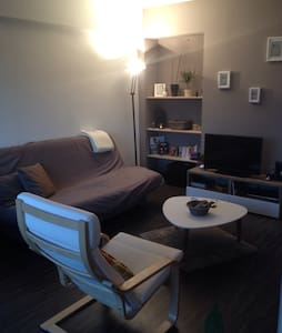 Cosy flat with terrace - Bruxelles - Lejlighed