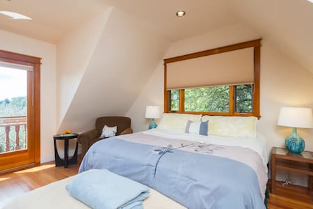 The Zen Suite in the Redwoods