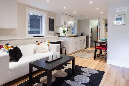 Cozy Garden Suite Close to Downtown - Vancouver - Appartamento